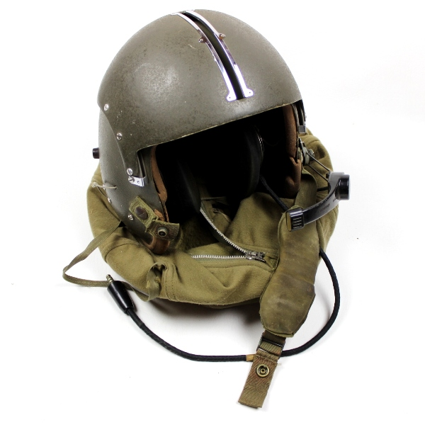 44th Collectors Avenue - Gentex APH-5 helicopter pilot helmet