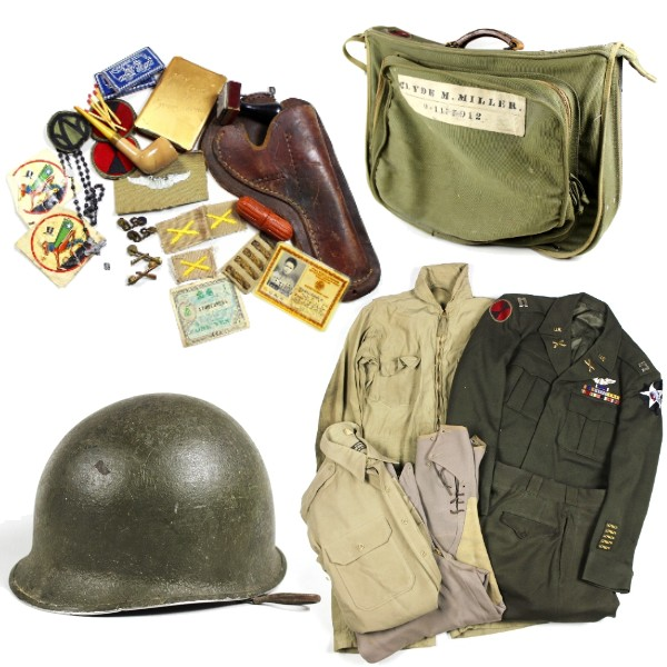 44th Collectors Avenue - US WWII - US Army