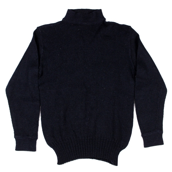 44th Collectors Avenue - US Navy dark blue wool sweater